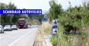 benevento strada statale 372 telesina autovelox (foto saverio minicozzi)