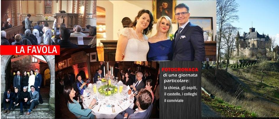 Auguri Di Matrimonio In Tedesco : Invito al castello di berlepsch alle nozze di eugenio bianchi e